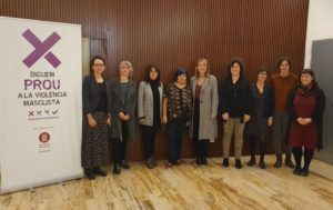 Front comú de la Diputació de Barcelona i els municipis per donar resposta a les diverses situacions de violències masclistes