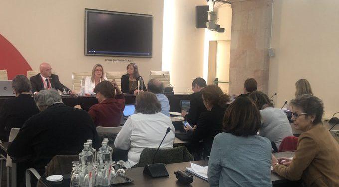 Els grups parlamentaris volen incloure la perspectiva de gènere a la Llei d'Esport i l'Activitat Física catalana.