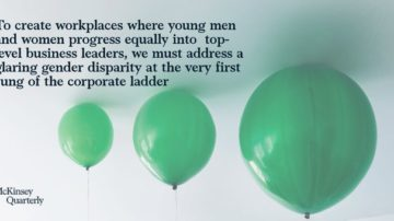 Confronting the early-career gender gap