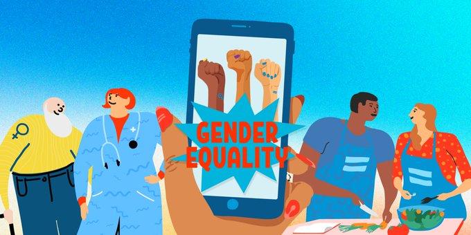 La igualdad de género comienza contigo: 9 formas de mantener tu activismo desde tu sofá