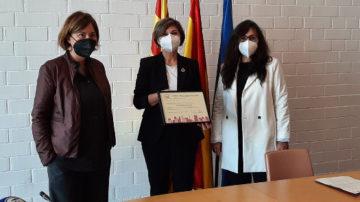 L'Ajuntament de Sant Pere de Ribes distinguit pel seu compromís amb la Igualtat de Gènere