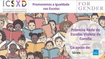 Primeira Rede de Escolas Violeta da Coruña