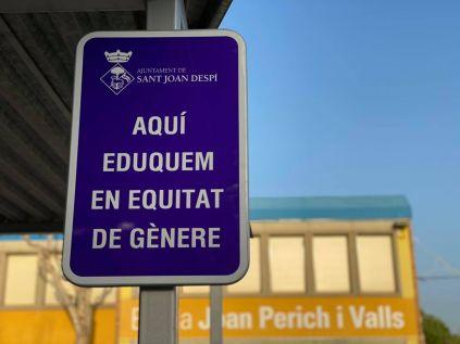 L'Ajuntament obté el distintiu que certifica Sant Joan Despí com a municipi capdavanter en la igualtat de gènere