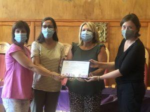 L'Ajuntament de Montblanc obté el Distintiu SG CITY 50-50 per la Igualtat de Gènere